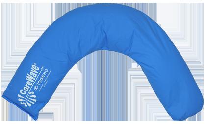 CareWave Banankudde Blå 120x75x30 cm