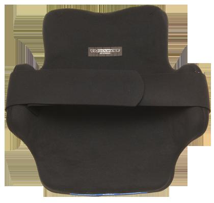 Ryggpute med bekkenstøtte Confortable Plus