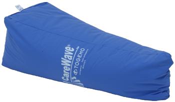 CareWave Kilkudde extra stor Blå 95x30x45 cm