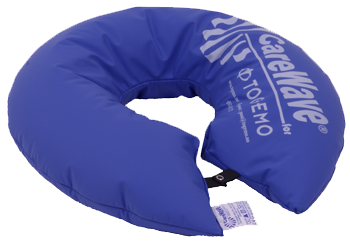CareWave Nackkudde Blå 42×48 cm