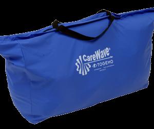 Oppbevaringsbag til posisjoneringsputer, blå