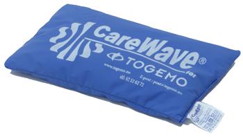 CareWave Universalkudde Blå 35×20 cm