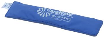 CareWave Universalkudde Blå 40×10 cm