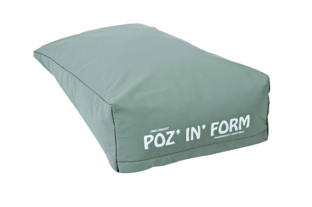Poz' In' Form Hand-underarmskudde